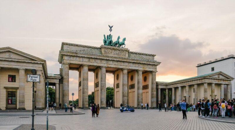 Sightseeing in der deutschen Hauptstadt
